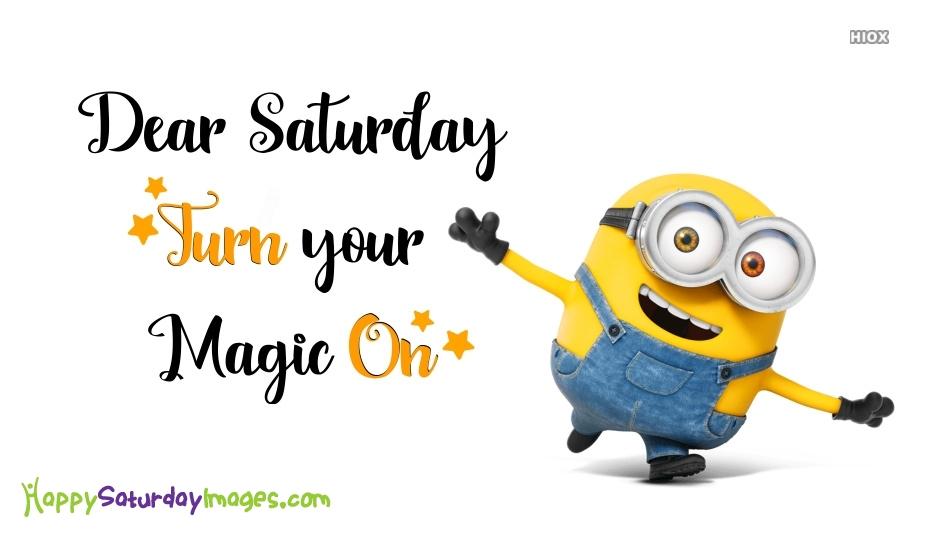 Funny Saturday Quote