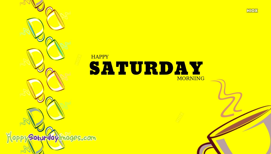 Happy Saturday Greetings Images