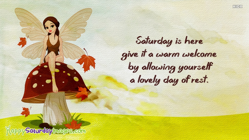 Happy Saturday Images for Lovely Day