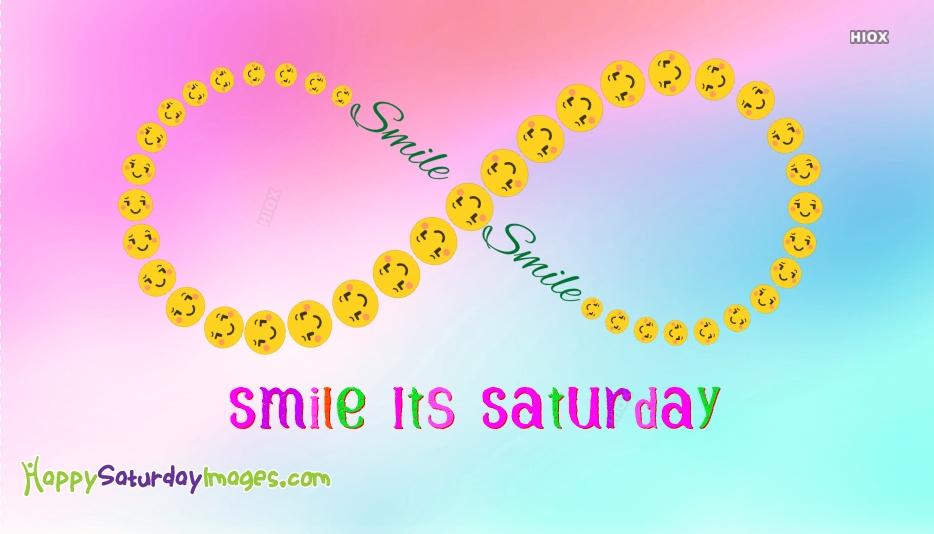 Smile Saturday Image