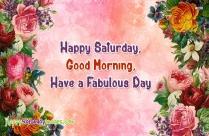 Happy Saturday Roses Images