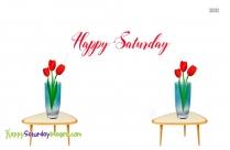 Happy Saturday Greetings Images