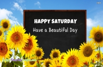 Wish You A Happy Saturday