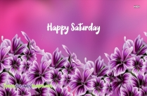 Good Morning Happy Saturday Wishes