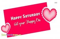 good morning saturday love images