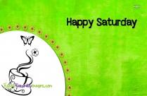 Happy Saturday Facebook