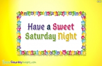 Happy Saturday Night Wishes Images | Happy Saturday Night Pictures