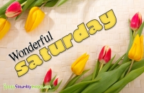 Have A Wonderful Saturday